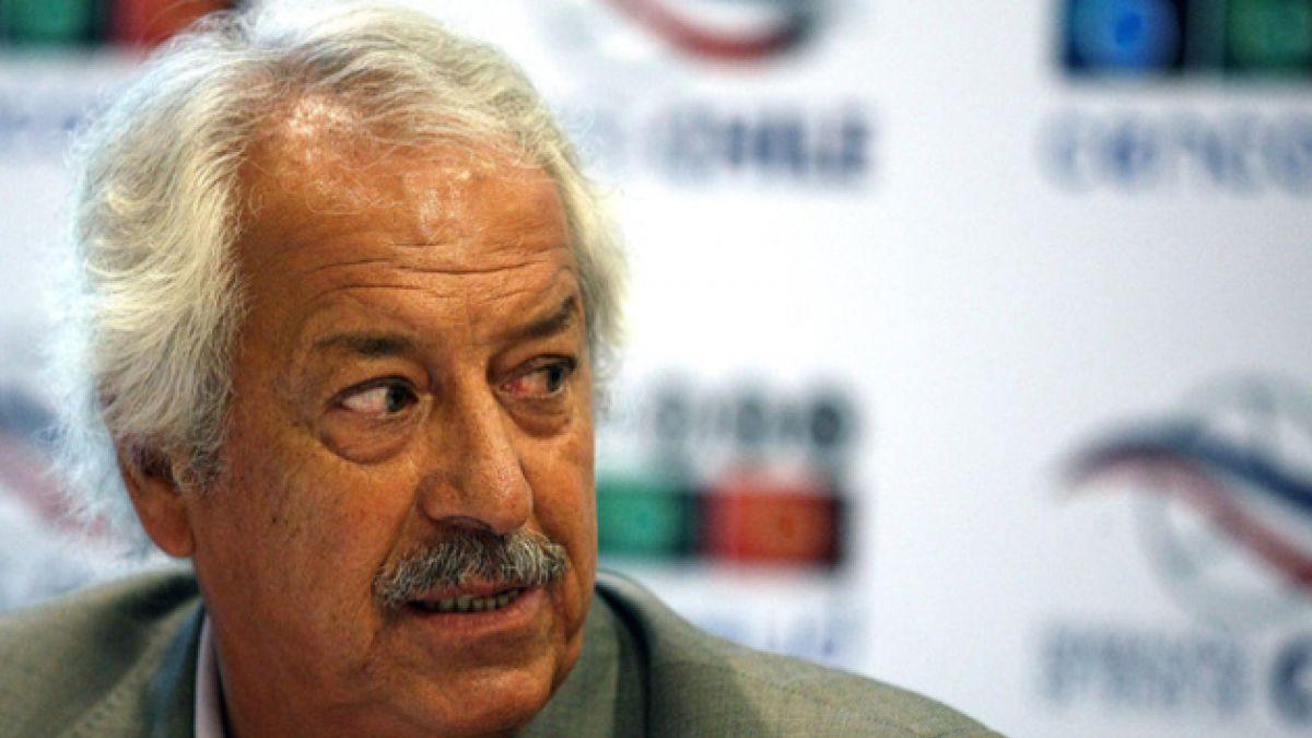 José Hinzpeter anuncia que dejará la presidencia del tenis chileno en el 2015