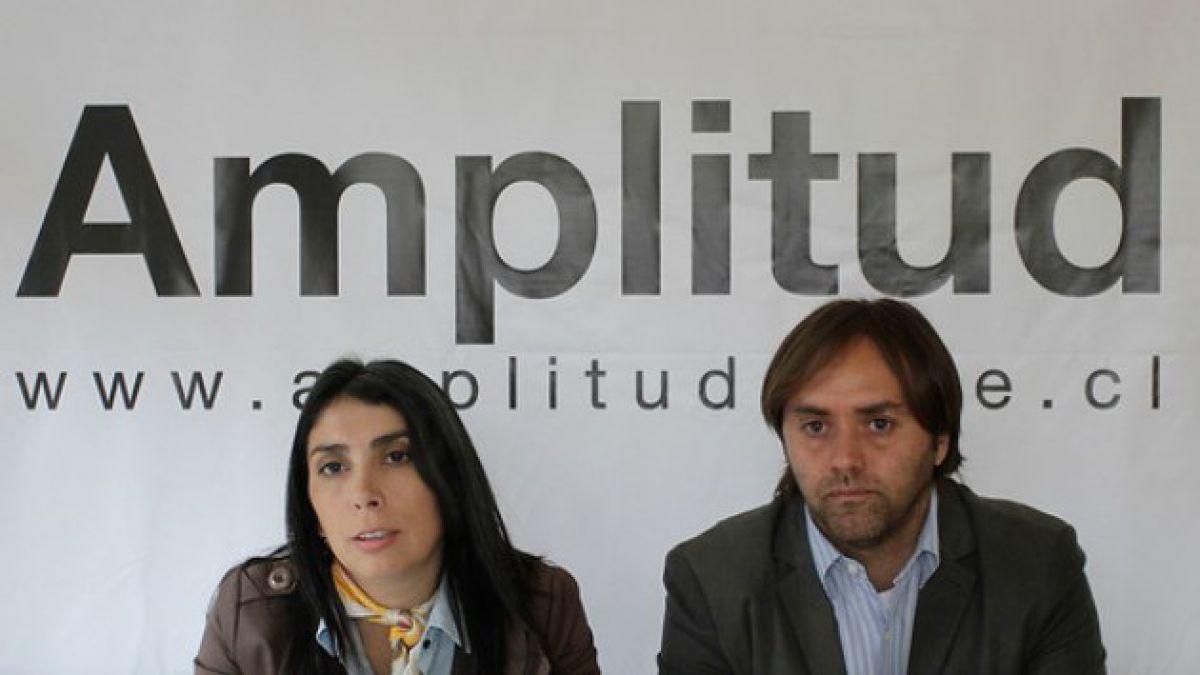 Karla Rubilar y Amplitud: Debemos coordinarnos como oposición y respetar las diferencias