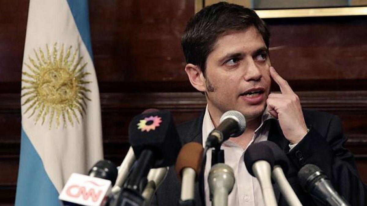 Argentina insiste en que no está en default: Es una pavada atómica