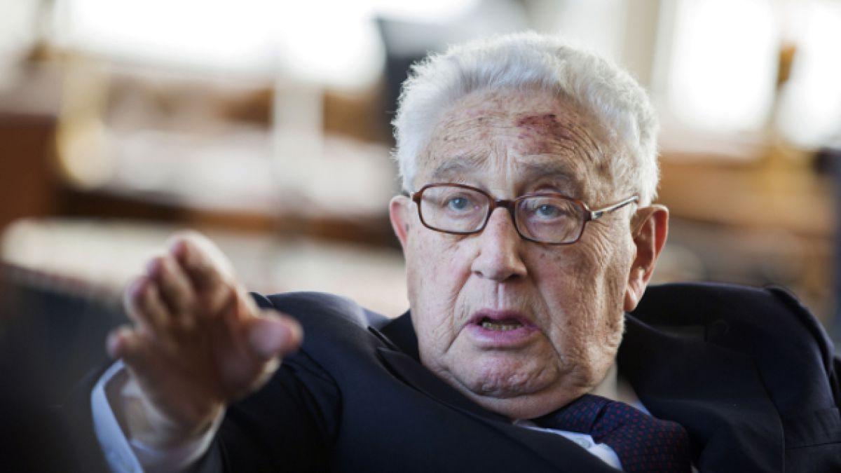 "La ""mala memoria"" de Henry Kissinger: ""No maquiné un golpe de Estado contra Allende"""