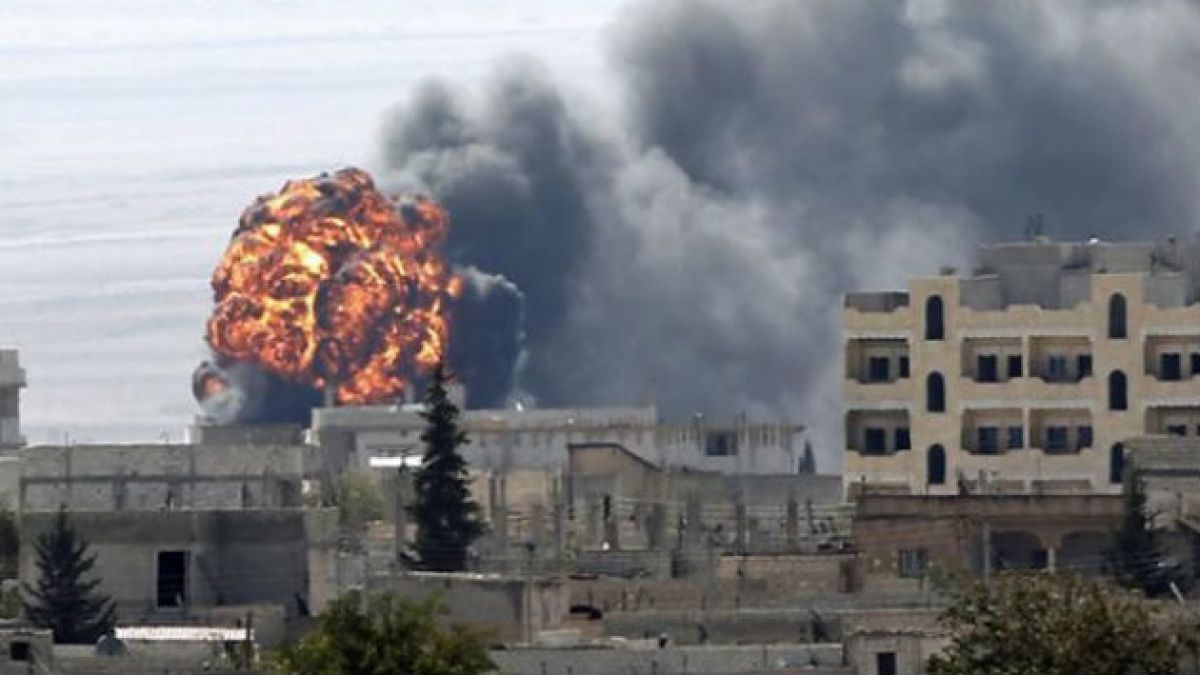 El ISIS ya controla un tercio de Kobane