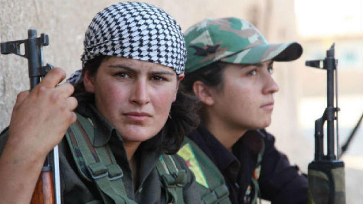 ¿Por qué a los ISIS no le gusta combatir contra mujeres?