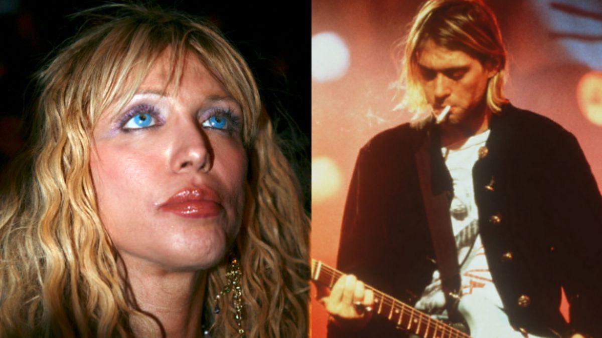 Revelan duro mensaje escrito por Kurt Cobain a Courtney Love
