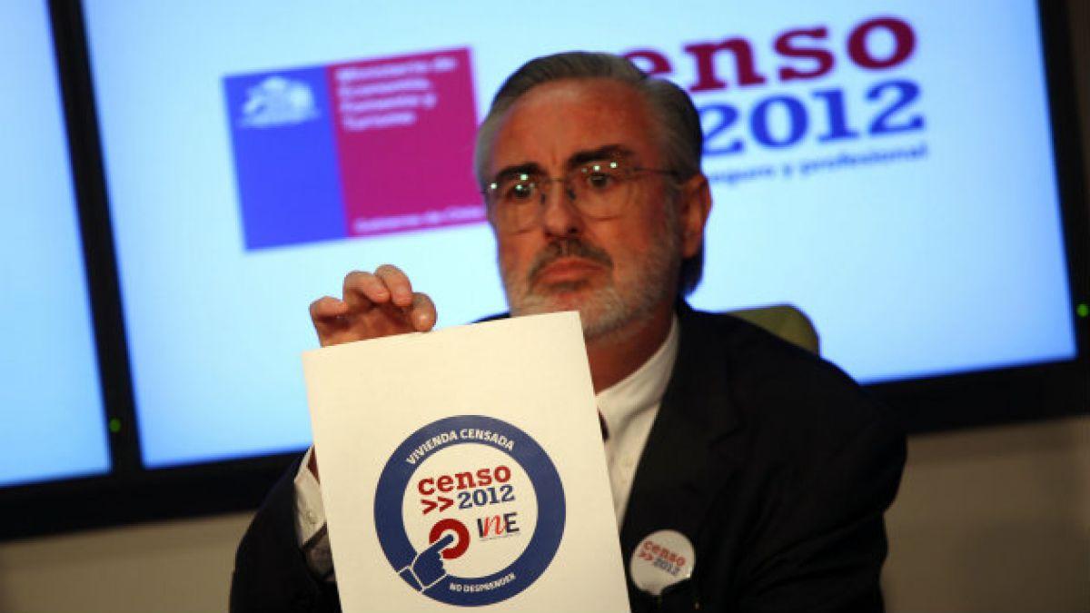 CDE se querella contra ex director del INE por cuestionado Censo 2012