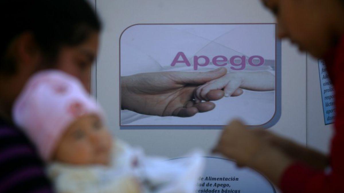 Primera encuesta tras posnatal de 6 meses revela alza de 3% en prevalencia de lactancia materna