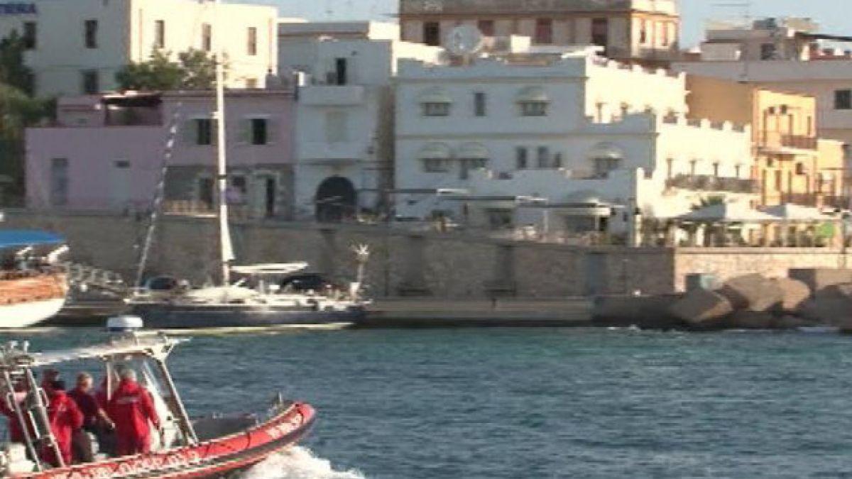 Lampedusa: Reanudan búsqueda tras naufragio de inmigrantes