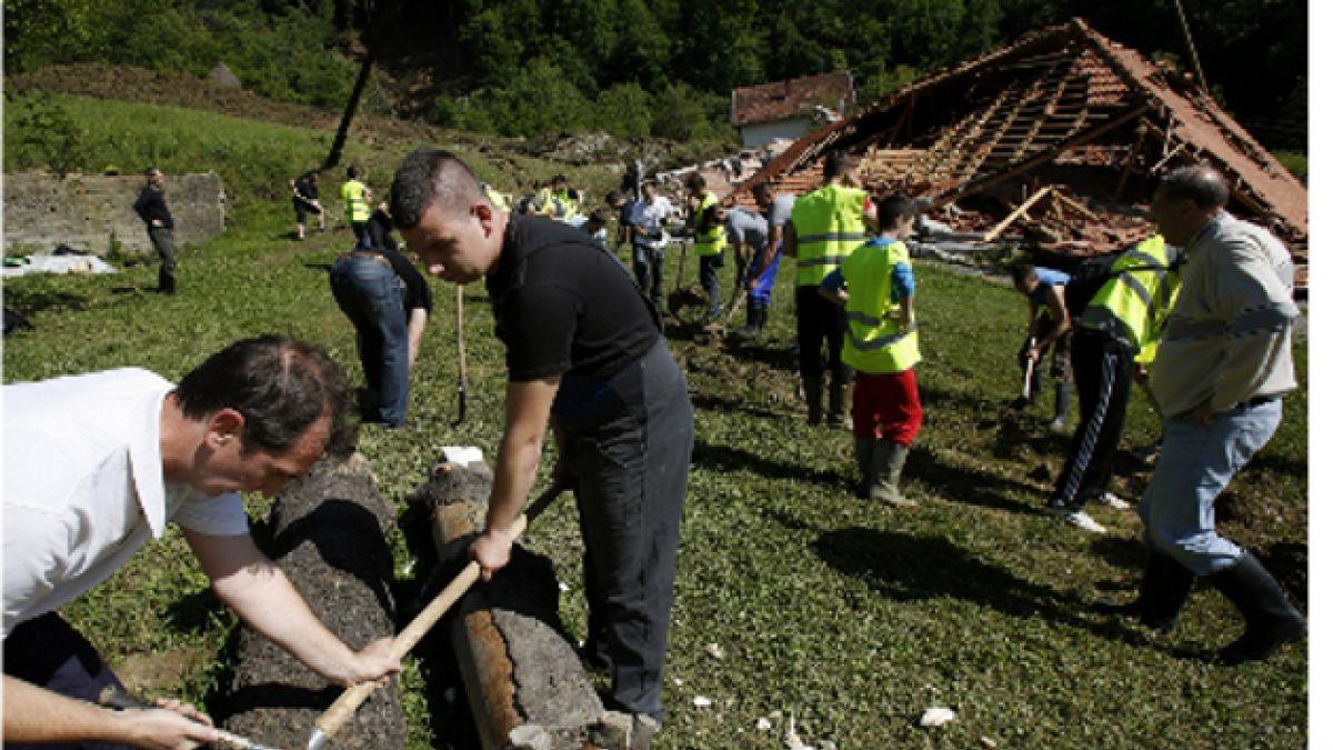 [VIDEO] Inundaciones en los Balcanes: dramático aluvión en Zenica