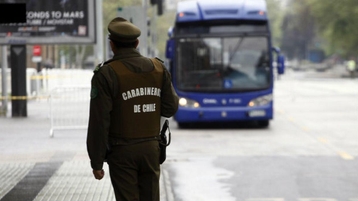 Providencia concentra el 51,4% de denuncias por lanzazos en Santiago Oriente
