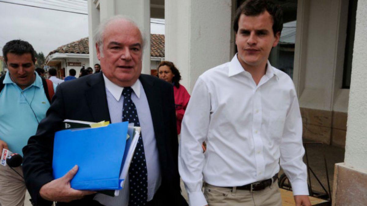 Juicio oral contra Martín Larraín será el próximo 30 de junio