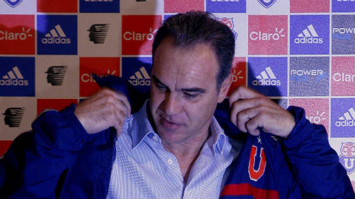 Los planes de Martín Lasarte para la nueva Universidad de Chile