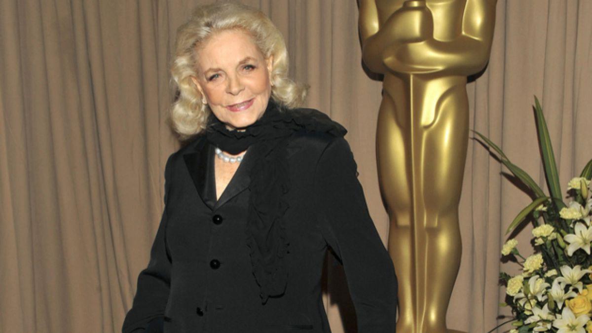 Falleció Lauren Bacall, actriz de la generación dorada de Hollywood