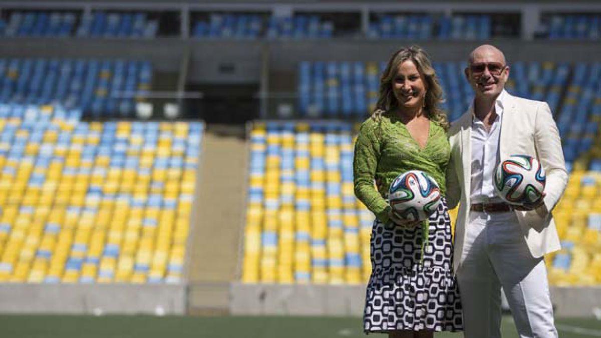 Fifa lanza el himno oficial del Brasil 2014