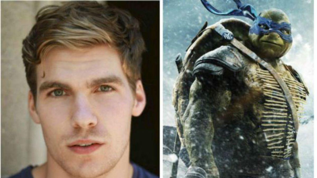 Fotos: estos son los actores que interpretarán a las Tortugas Ninja