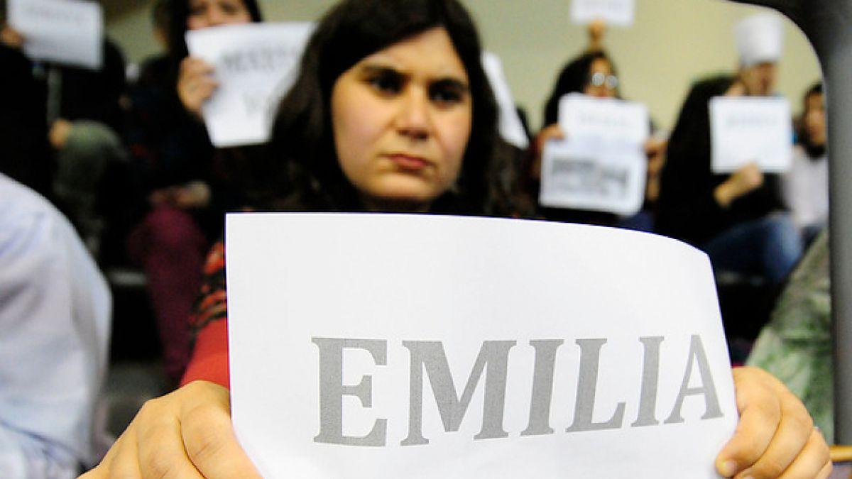 Senado aprueba ley Emilia y el aumento de la pena de homicidio