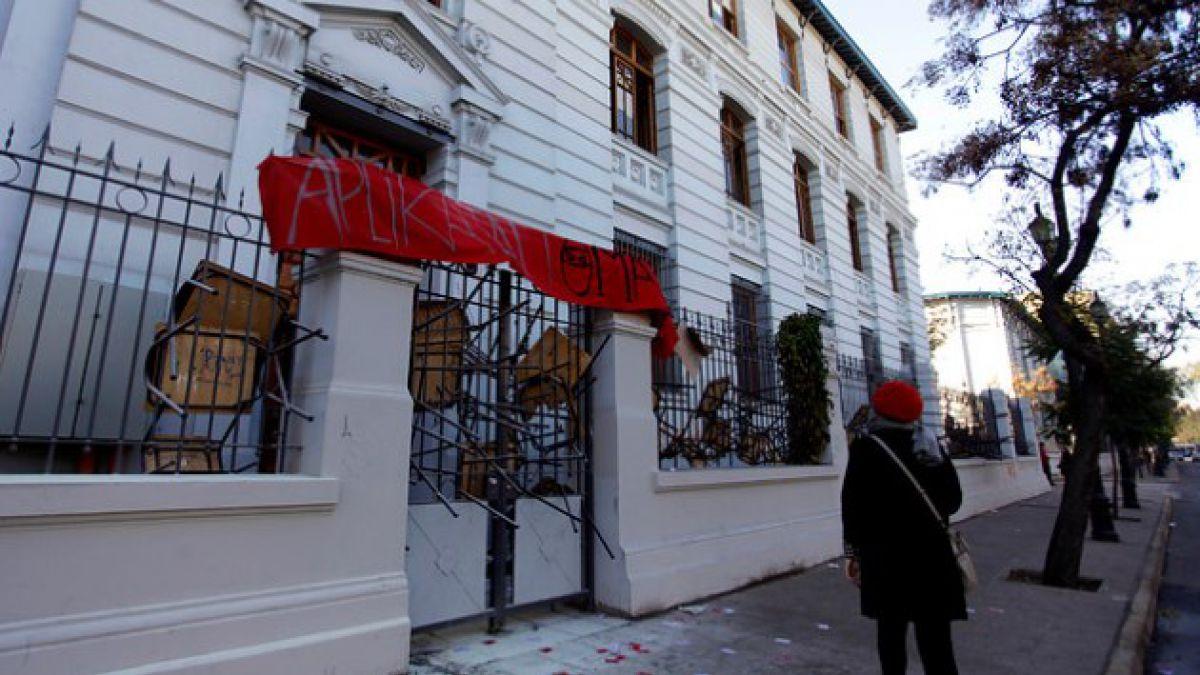 Centro de Alumnos del Liceo de Aplicación: Se rompió el diálogo con la municipalidad