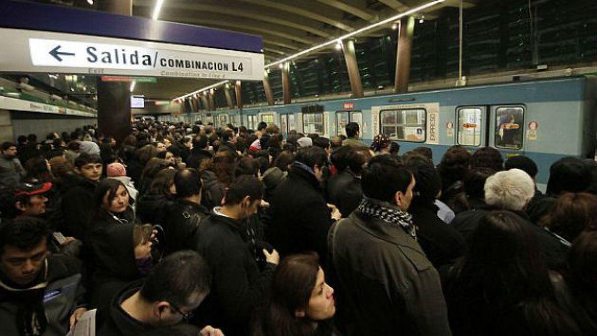El historial de incidentes de El Metro durante el 2014