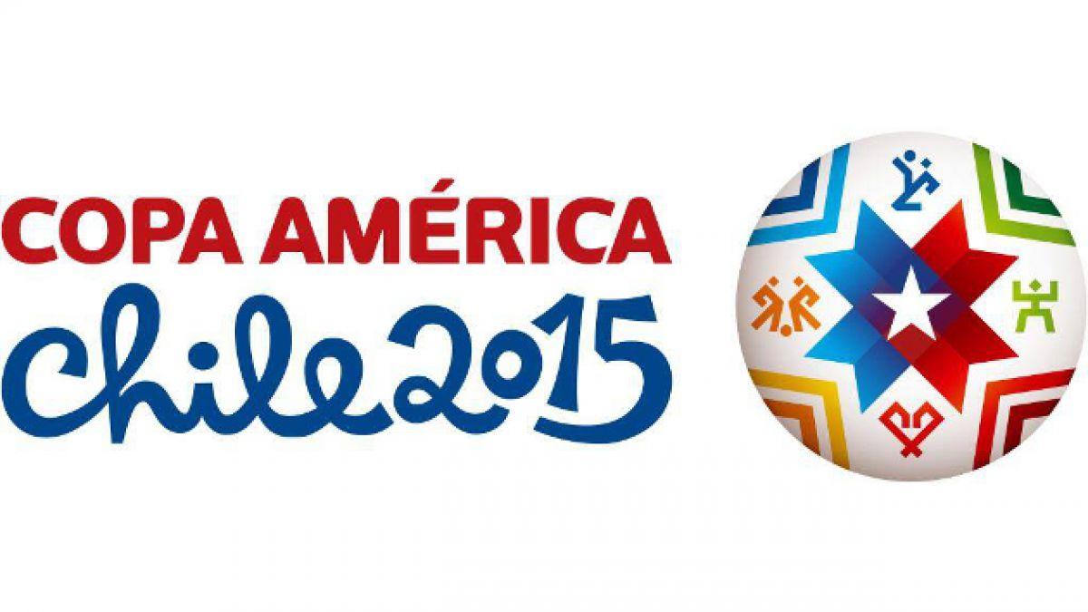 Revelan el logo de la Copa América Chile 2015
