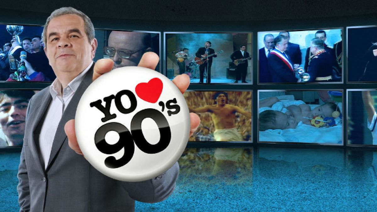 Cuatro momentos históricos del primer capítulo de Yo Amo los 90