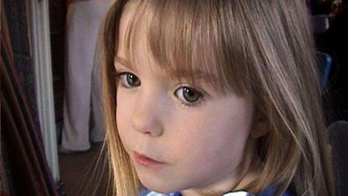 Excavarán zona donde desapareció Madeleine McCann