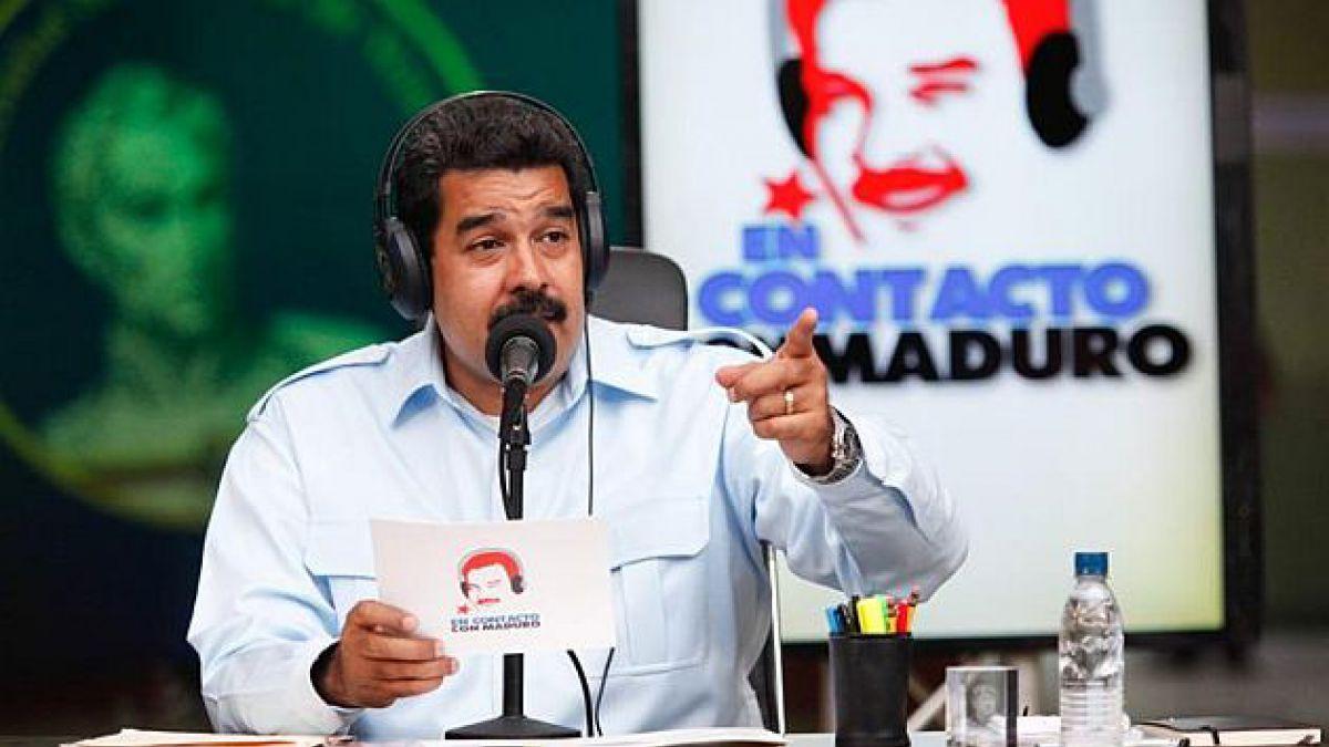 Maduro anunció reforma tributaria en Venezuela para fortalecer las finanzas públicas