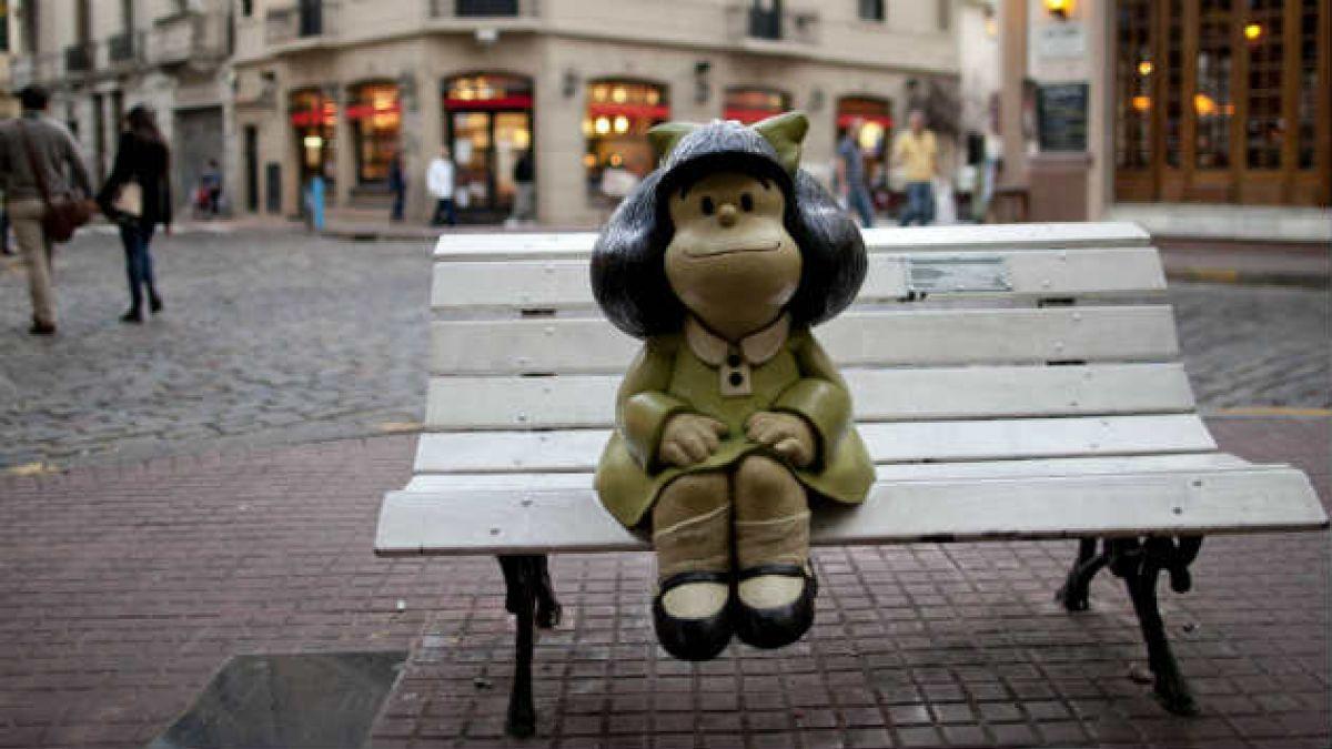 15 frases memorables de Mafalda, la niña inconformista que cumple 50 años