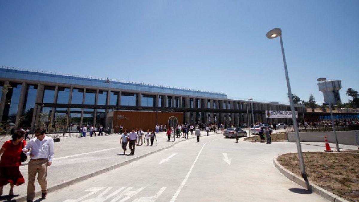 Designan nuevo director en el Hospital de Maipú quien asume hoy su cargo