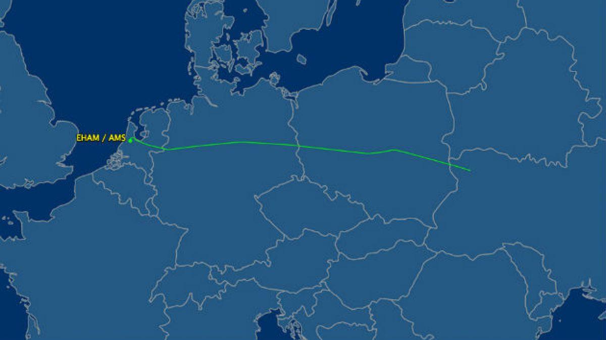 Ministro de Interior ucraniano dice que avión MH17  fue derribado por rebeldes pro rusos