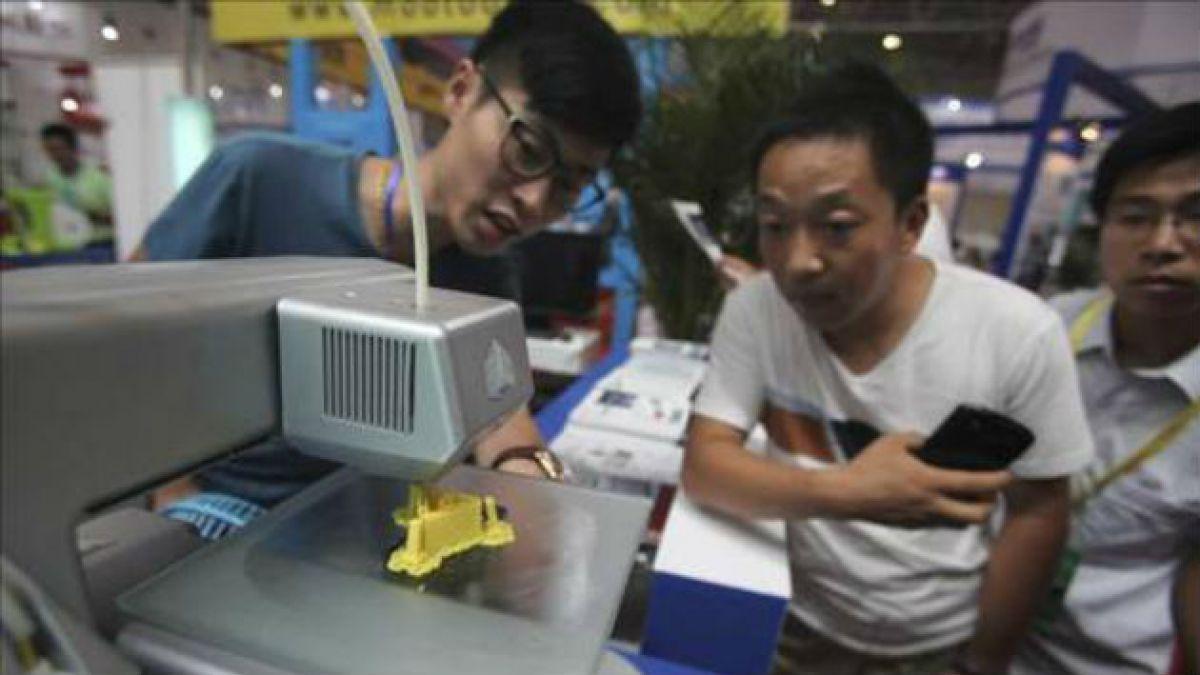 Japón: Crean software que imprime mapas 3D para personas ciegas