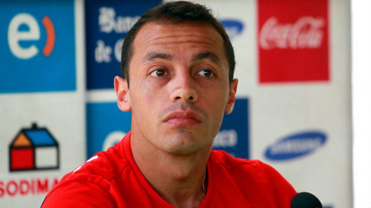 Marcelo Díaz no podrá jugar en el debut del Basilea en la Champions League