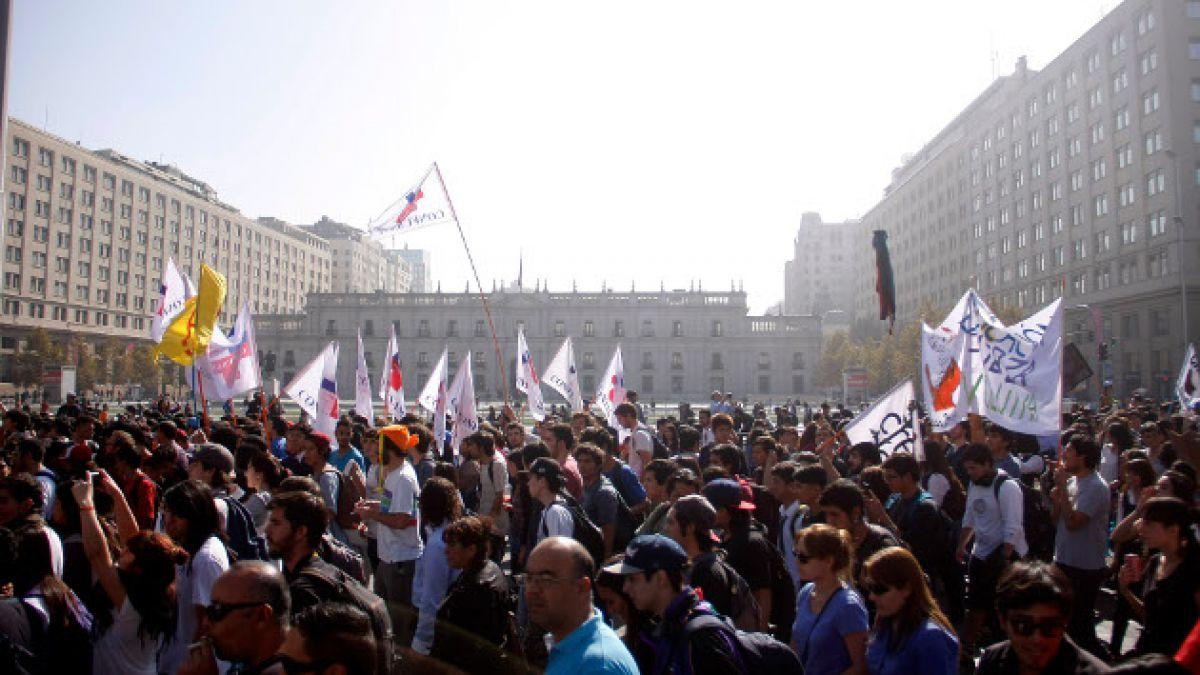 Autorizan marcha estudiantil para el martes 10 de junio