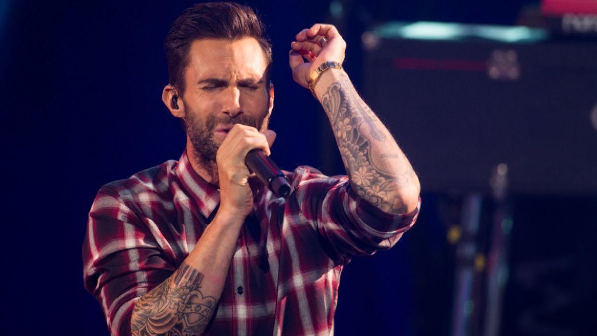 Adam Levine calma a su pequeño fan con Síndrome de Down