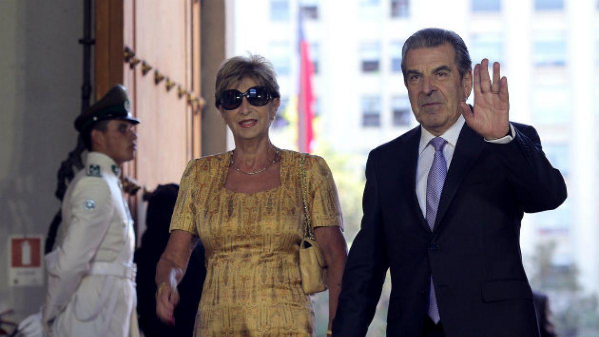 Frei y estado de salud de ex Primera Dama: Pasamos un gran susto, pero ya pasó