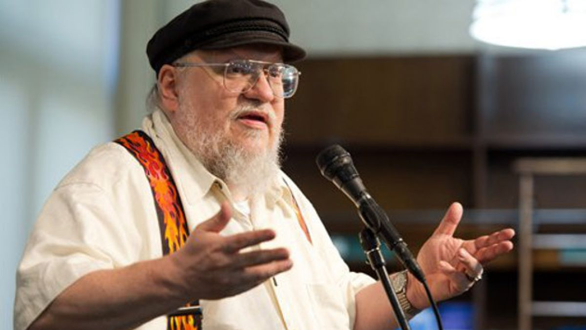 George R.R. Martin revela cómo creó Game of Thrones