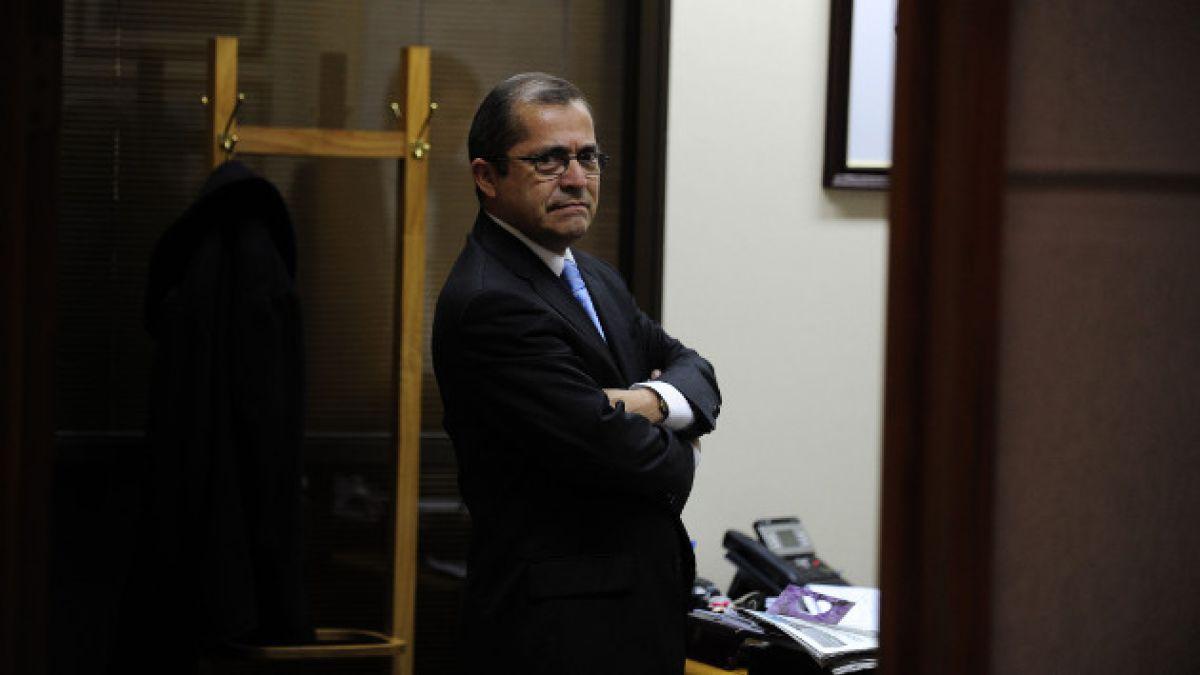 """Rosauro Martínez insiste en su inocencia y confía en las instituciones """"para que se sepa la verdad"""""""