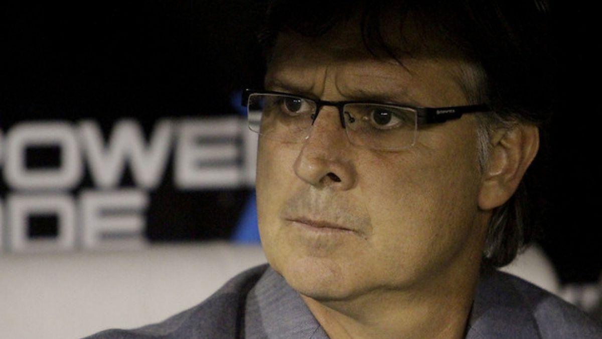 Gerardo Martino es el nuevo entrenador de la Selección Argentina