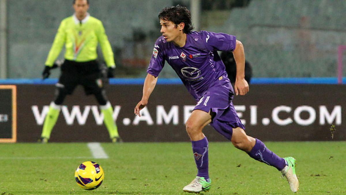 Matías Fernández destaca en el once ideal de las primeras seis fechas del Calcio