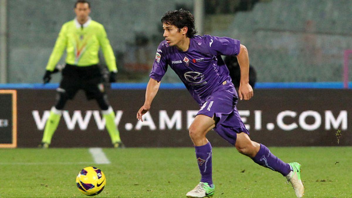 [GOL A GOL] Fiorentina con Fernández y Pizarro van por la final de la Europa League