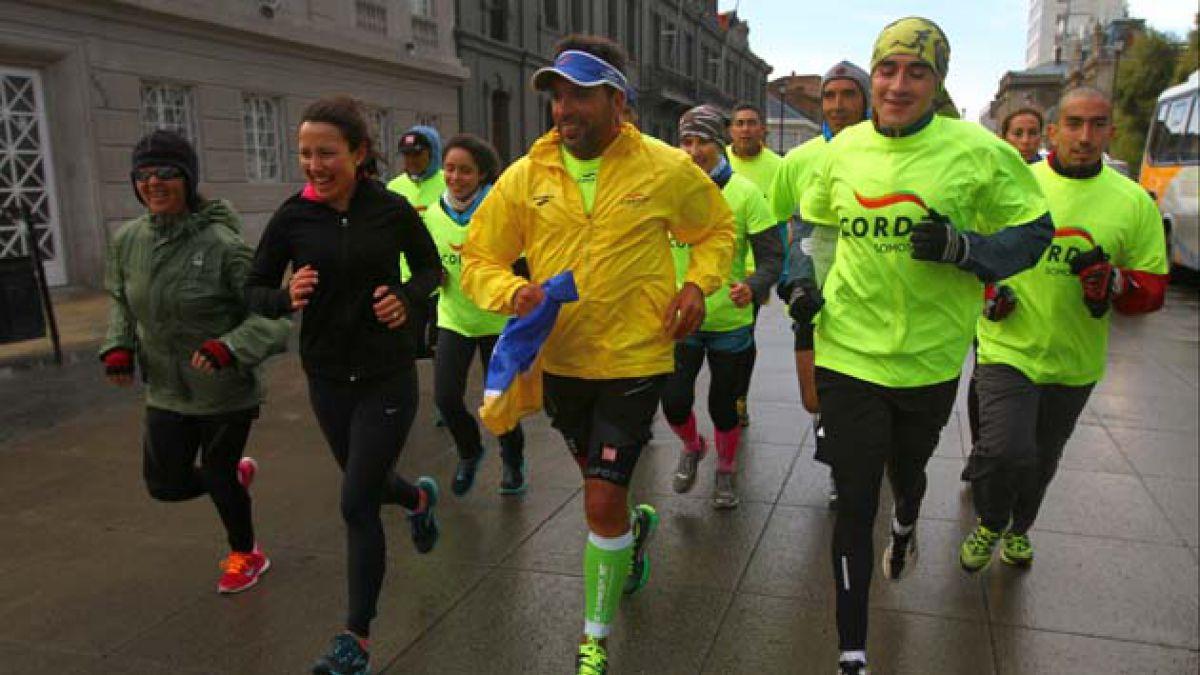 13 consejos para correr la Maratón de Santiago