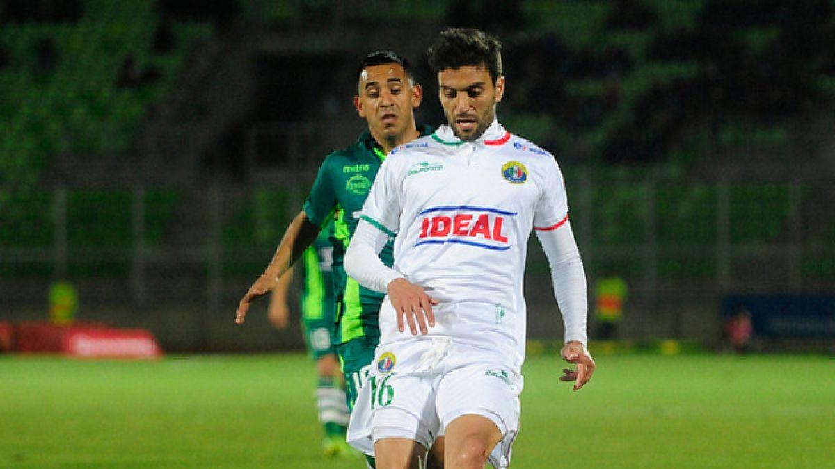 Mauro Olivi por duelo ante la U: Sería espectacular hacerle uno o dos goles