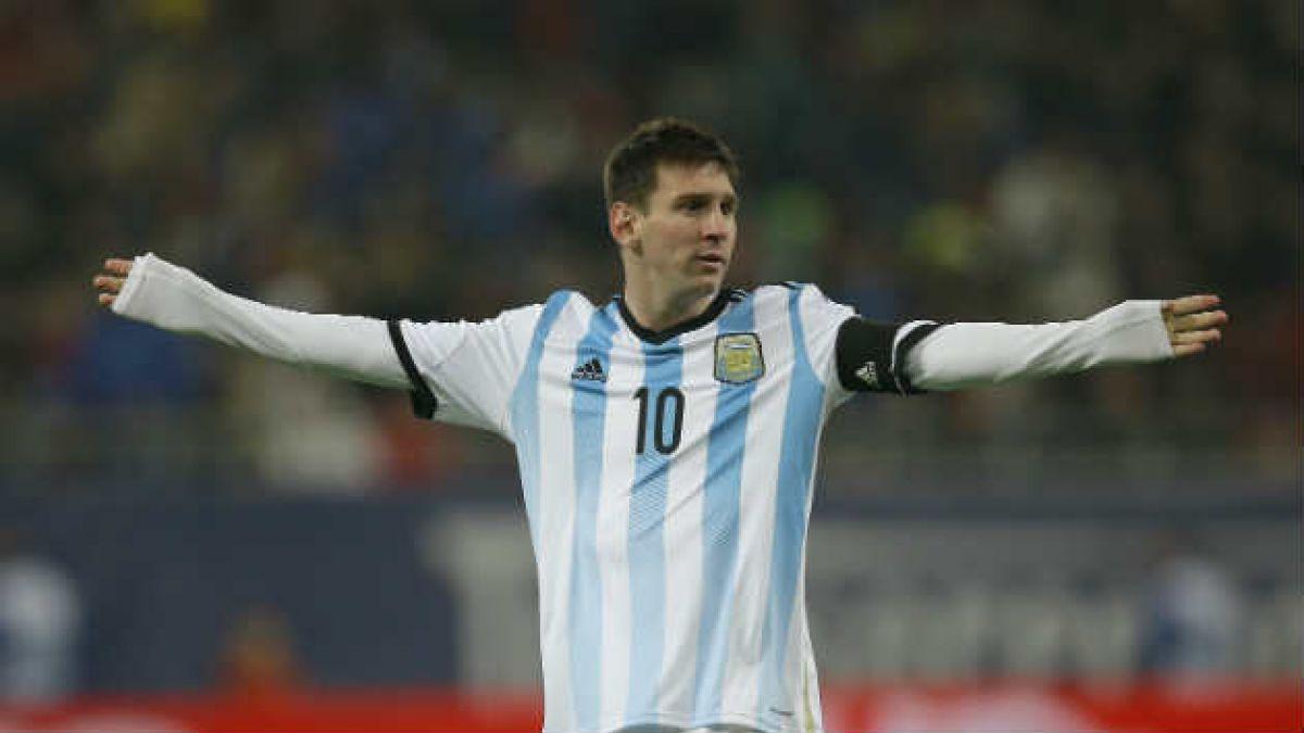 Messi: No seré un verdadero crack hasta que gane un Mundial