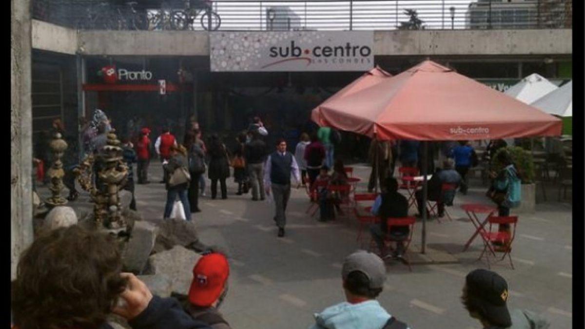 [FOTOS] Así se vivieron los primeros minutos tras la explosión en el Metro Escuela Militar