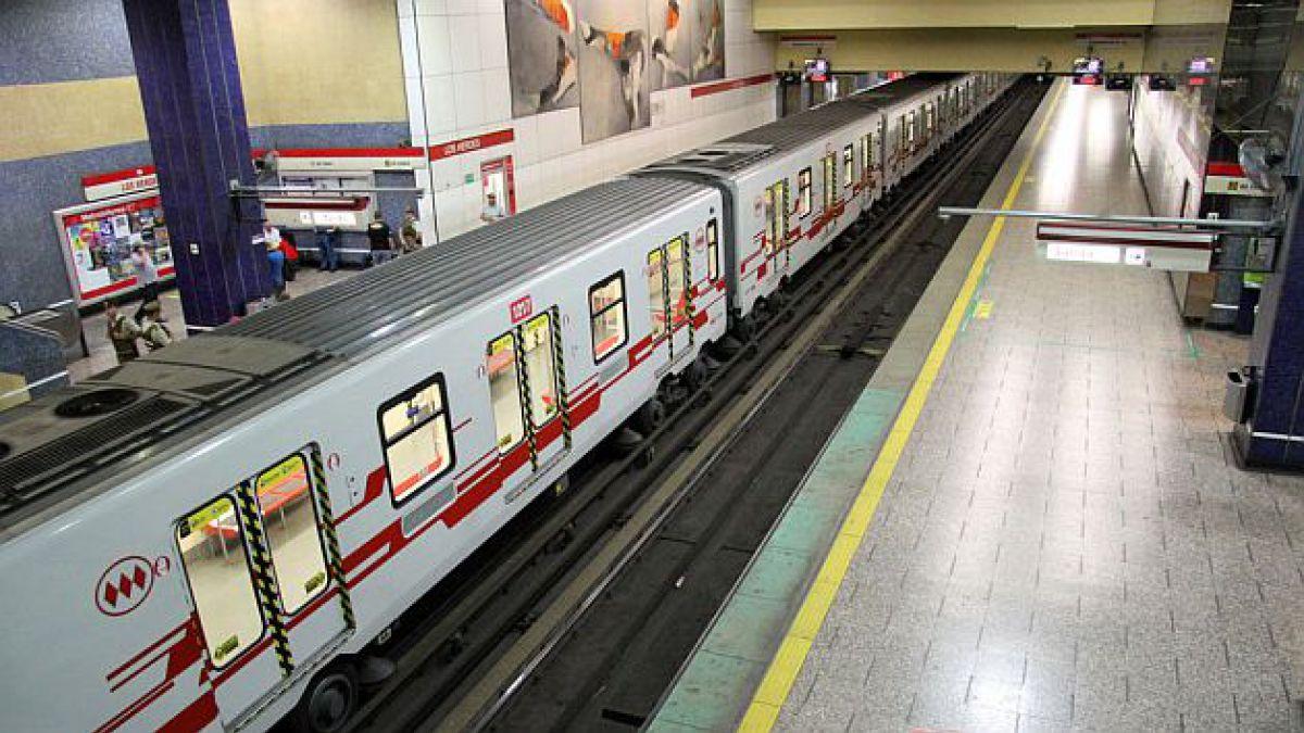 Bomba en Metro: Fiscal dice que recabarán antecedentes para determinar si corresponde invocar ley an