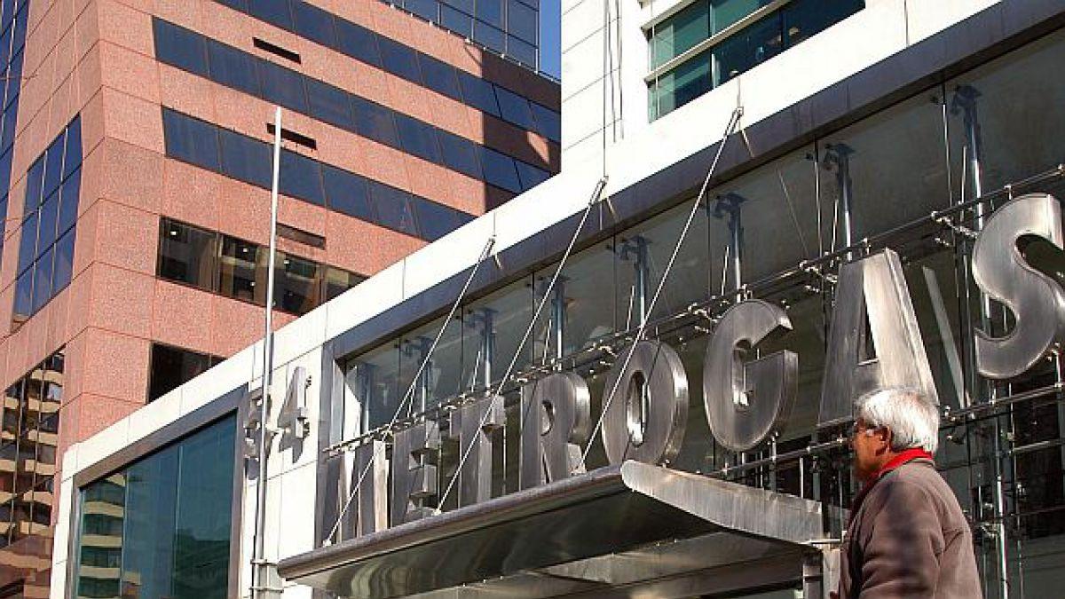 Metrogas alista defensa a días que gobierno presente estudio sobre rentabilidad en la industria