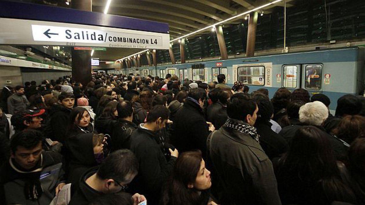 Estas son las medidas para enfrentar la suspensión del servicio en cinco estaciones de la Línea 4