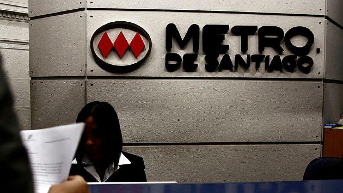 Metro de Santiago designa a Rubén Alvarado como nuevo gerente general