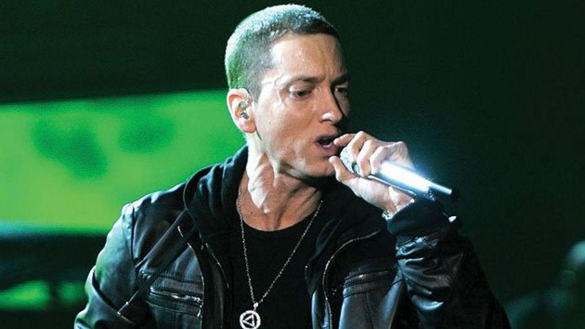 Eminem realizará un nuevo disco de grandes éxitos
