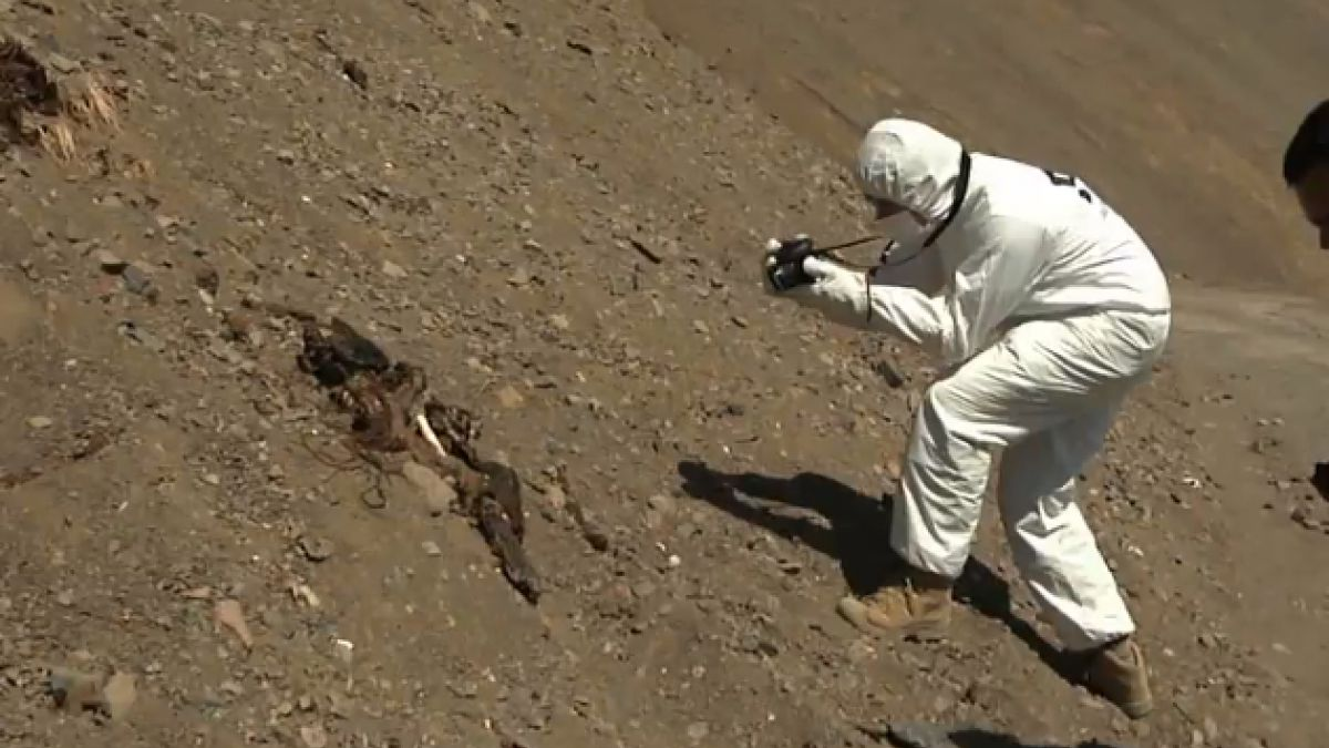 Momias chinchorro sufren serios daños tras terremoto en Arica