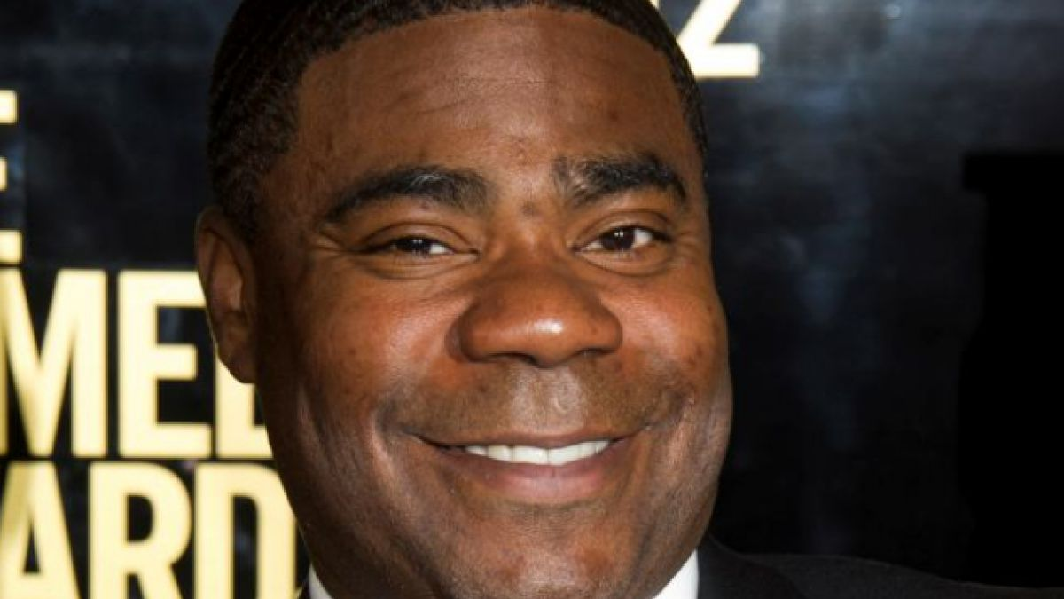 Trasladan a actor Tracy Morgan a centro de rehabilitación