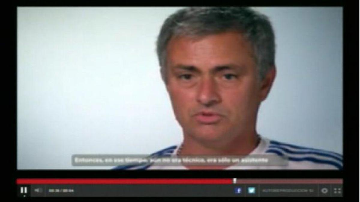 Mourinho criticó a Ronaldo en entrevista televisada