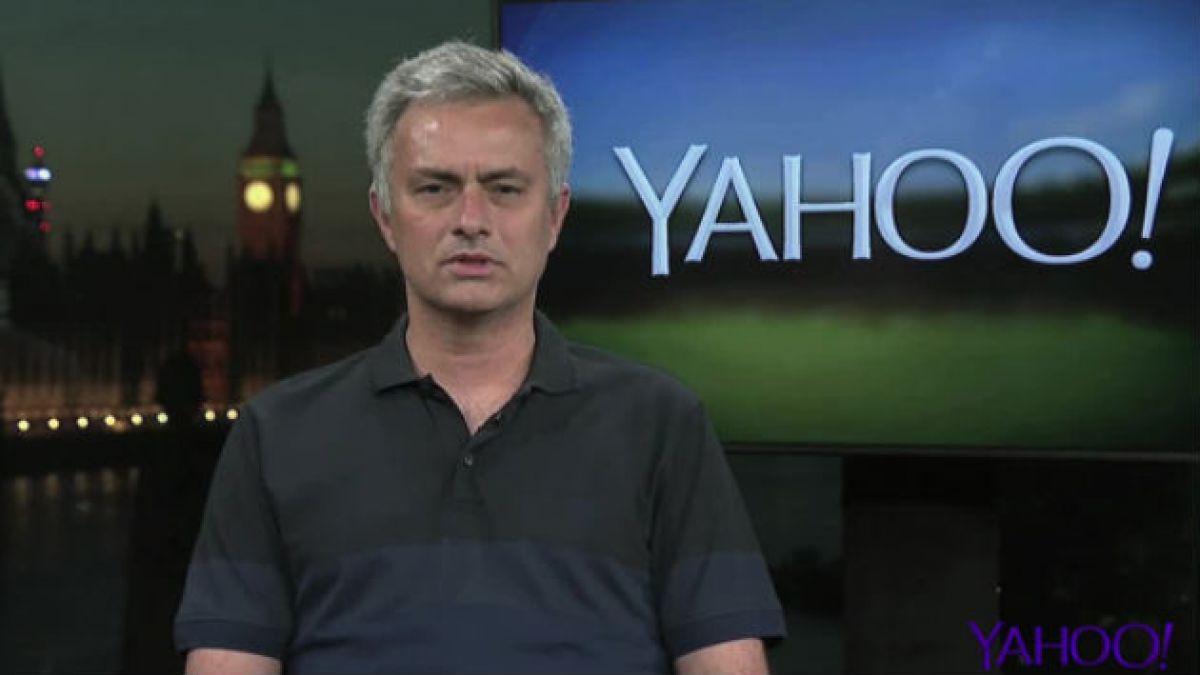 Mourinho felicita a Chile y elogia a Claudio Bravo